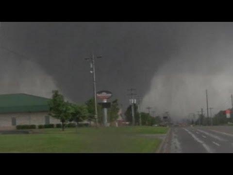 Massive Tornado Devastates Oklahoma City Area, Dozens Killed