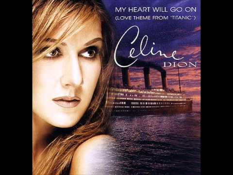 3. Celine Dion (WHEN I FALL IN LOVE)