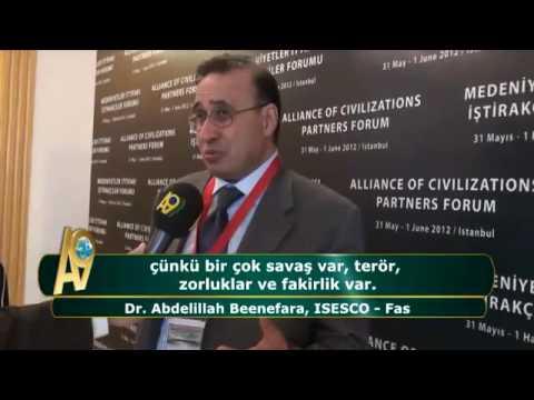 ISESCO - Fas Dr. Abdelillah Beenefara