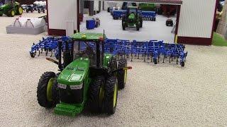 Adam Frerichs Grain Farm Display National Farm Toy Show