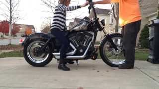 $100 Dyna FXDB DIY Air Ride