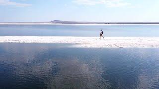 Озеро Баскунчак - другая планета. Путешествия по России