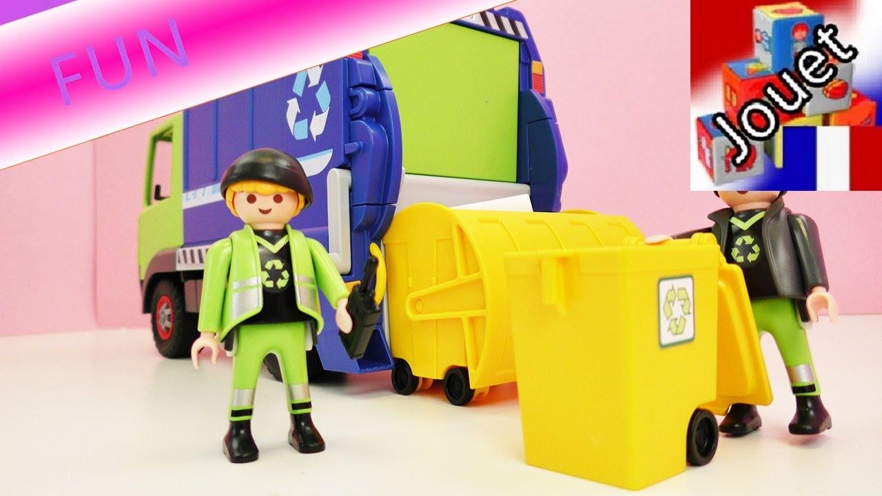 Ménagères Des De Nouveau Ramassage Ordures Du Playmobil Camion Démo qMpUzGSV