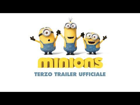 MINIONS - Terzo trailer ufficiale