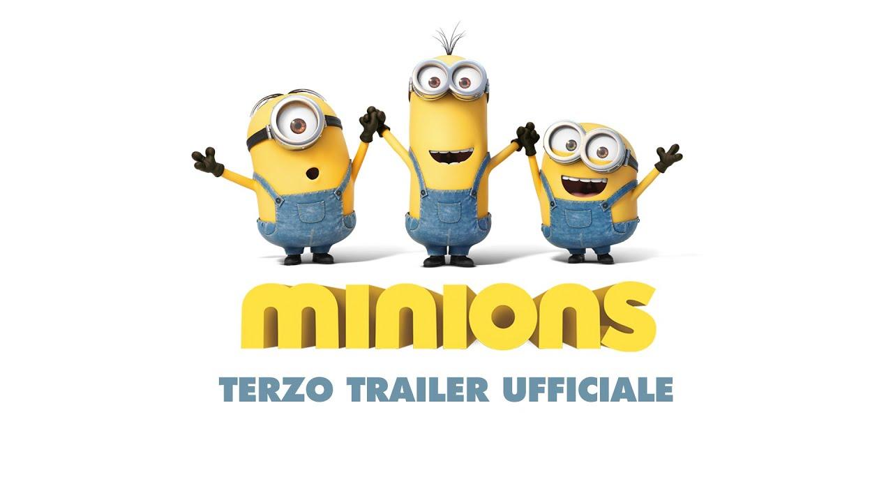 Minions Terzo Trailer Ufficiale Youtube
