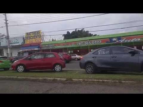 De Mayaguez hacia Añasco,Puerto Rico