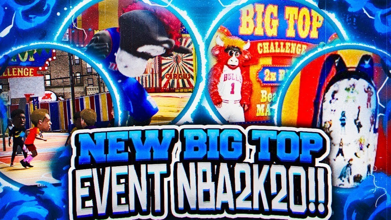 NBA 2K20 LIVE BEST LEGEND HELPING SUBS WIN BIGTOP EVENT!🔥,MUST SUB TO JOIN!💯