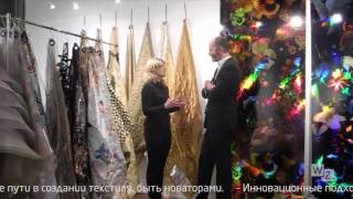 Jakob Schlaepfer. ЗА КУЛИСАМИ DECO OFF 2016. Ткани из мира fashion