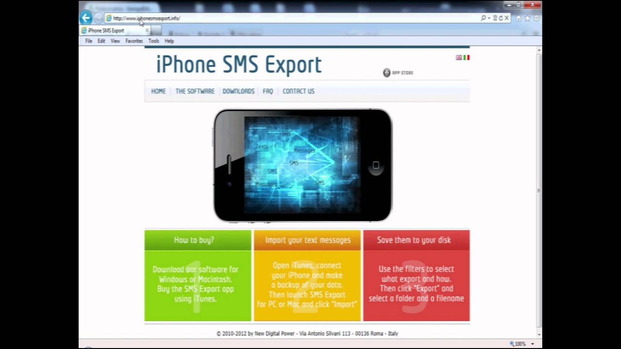 save texts from iphone iphone sms export learn how to save your text messages 16054