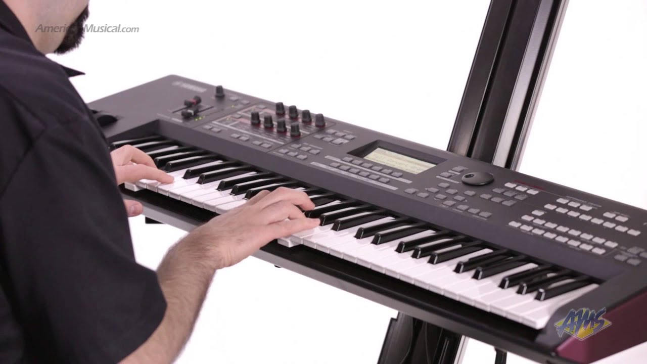 Yamaha Moxf6 Workstation Keyboard : yamaha moxf6 synthesizer workstation keyboard yamaha moxf6 youtube ~ Hamham.info Haus und Dekorationen