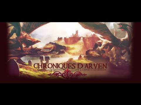Chroniques D'Arven - Forum RPG