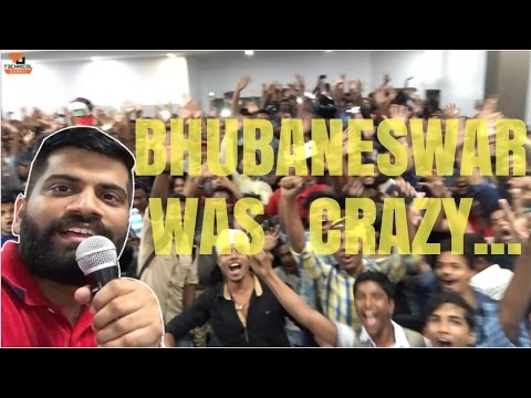 Bhubaneswar was AWESOME!!! *Long Video