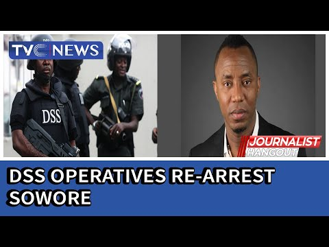 DSS Operatives Rearrest Sowore Hours After Granted Bail