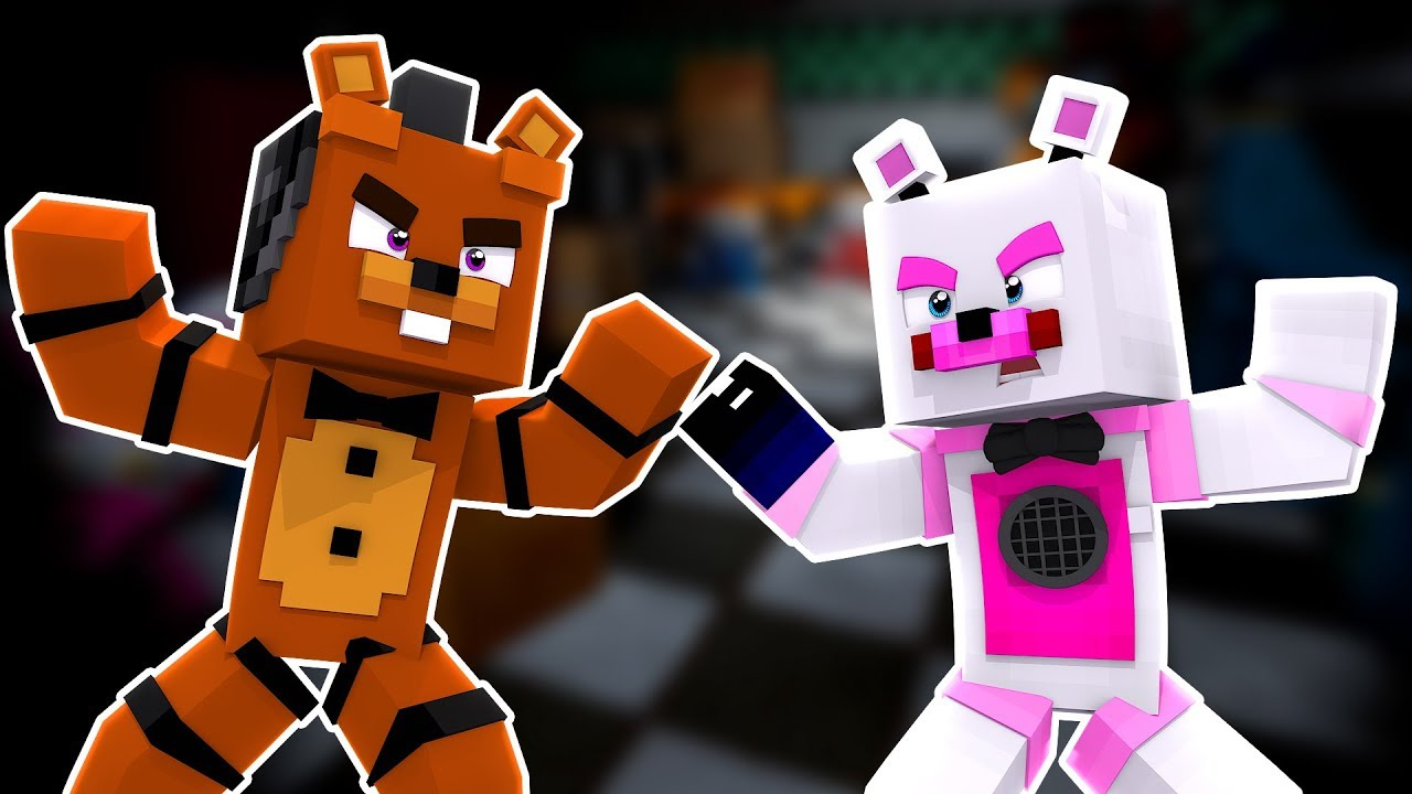 Watch Minecraft Fnaf Circus Baby The Security Guard