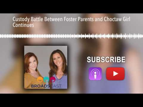 Custody Battle Between Foster Parents and Choctaw Girl Continues
