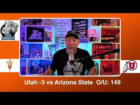 Utah vs Arizona State 3/6/21 Free College Basketball Pick and Prediction CBB Betting Tips