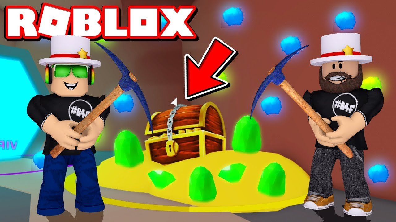 How To Become Rich On Roblox 2 Player Combat Mining Tycoon 2 Player Combat Mining Tycoon In Roblox Youtube