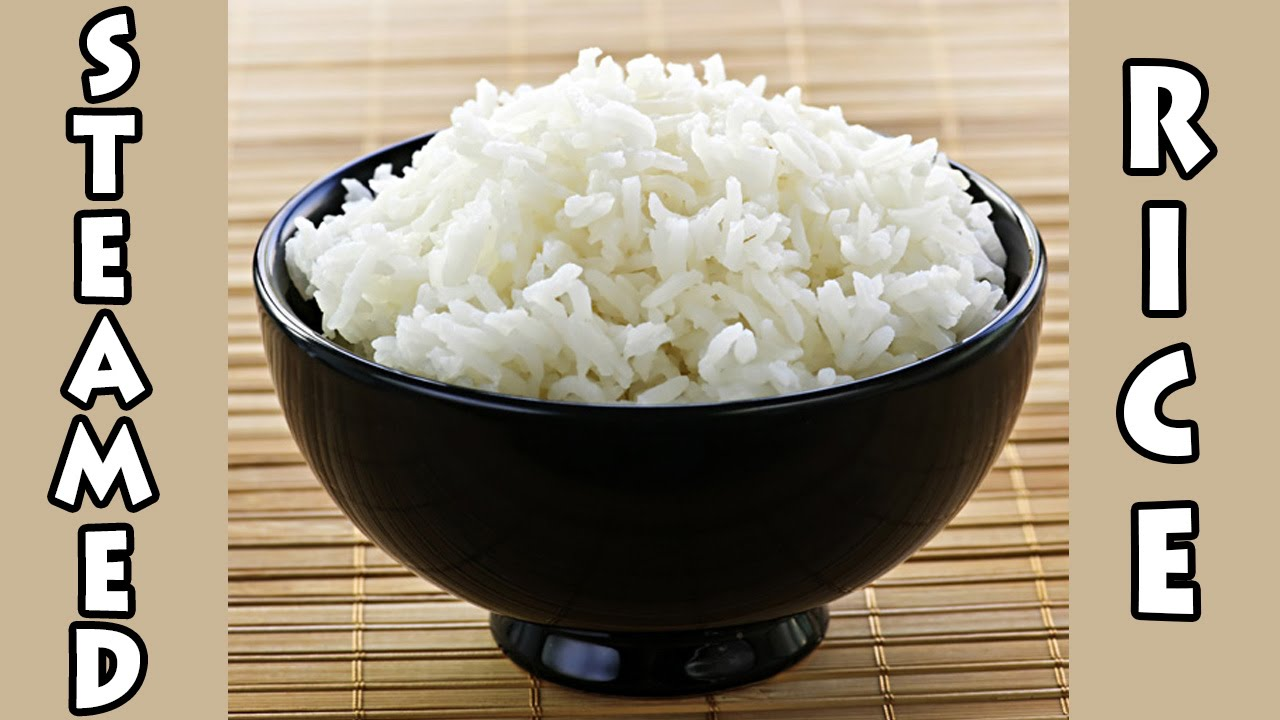 How To: Perfect Steamed White Rice NO RICE COOKER OR ...