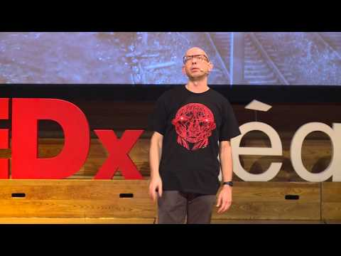 "A city without graffiti is a city without soul | Didier ""Jaba"" Mathieu 