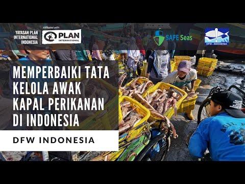 Memperbaiki tata kelola awak kapal perikanan di Indonesia