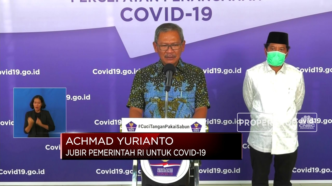 17 April, Jumlah Pasien Positif Corona RI Menjadi 5.923 Kasus