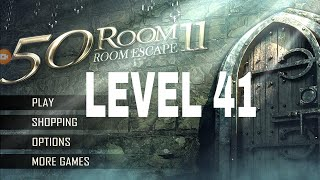 Can You Escape The 100 room 11 level 41 Walkthrough