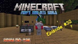 Minecraft - Foxy's Mod Mix [32] - Oxygen Tanks Galore