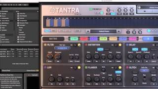 Tantra VST Plugin Review by Antandra