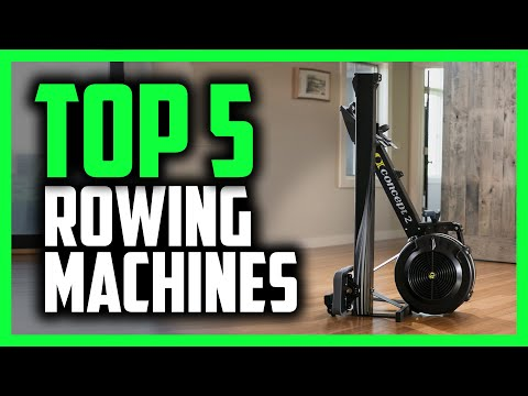 Best Rowing Machine in 2020 [Top 5 Picks For Any Budget]