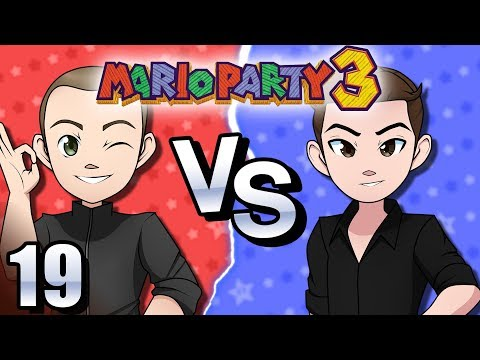 """Mario Party 3: """"I'm JUST GONNA LOSE"""" - EPISODE 19 - Friends Without Benefits"""