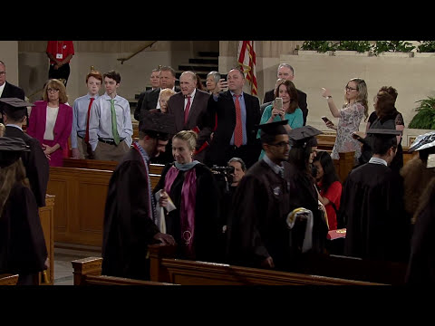 2017 Entire Commencement Video