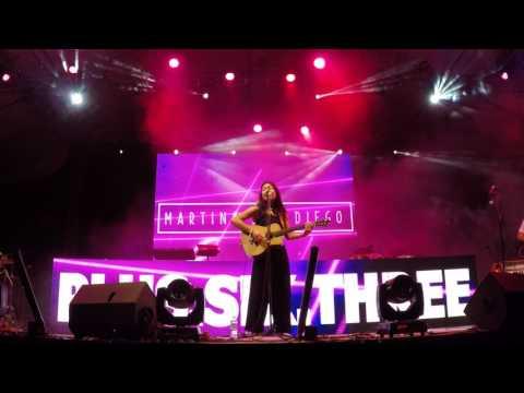 Someday by Martina San Diego (Live @ Plus63 Music Festival - Cebu, PI)