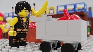 Lego NINJAGO Shopping