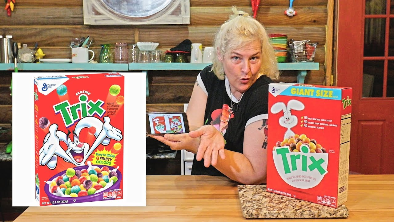 the trix cereal controversy explained youtube