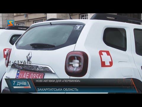 Телекомпанія М-студіо: Нові автівки для «первинки»