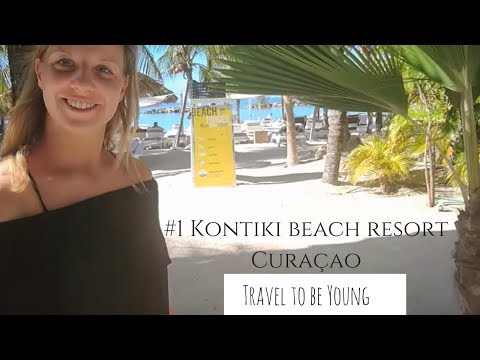 #1 KONTIKI BEACH RESORT CURACAO VLOG