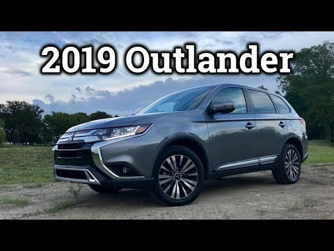 2019 Mitsubishi Outlander | Read Owner and Expert Reviews