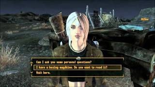 Fallout new vegas willow part 2