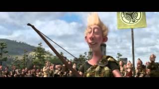 Відважна 3D (Brave) ^Храбрая сердцем^ 2012 |Трейлер Укр|
