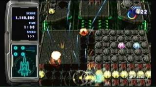 Star Soldier R: 5 Minute mode (Wii)