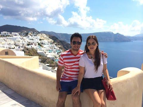LUNA DE MIEL EN GRECIA (Parte 1/3) | KARLA CELIS VLOGS