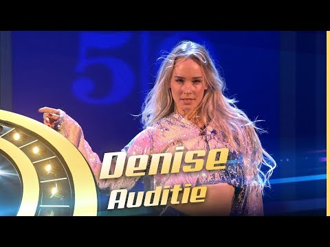 DENISE KROES - Meant to be  DanceSing  Audities