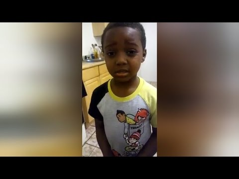 6-Year-Old Pleads For End To Gun Violence in Video: 'I'm Scared To Die'