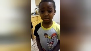 6-Year-Old Pleads For End To Gun Violence in Video: