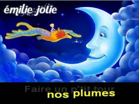 Emilie Jolie Karaoke