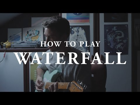 How To Play Waterfall - Jonathan Ogden (Tutorial)