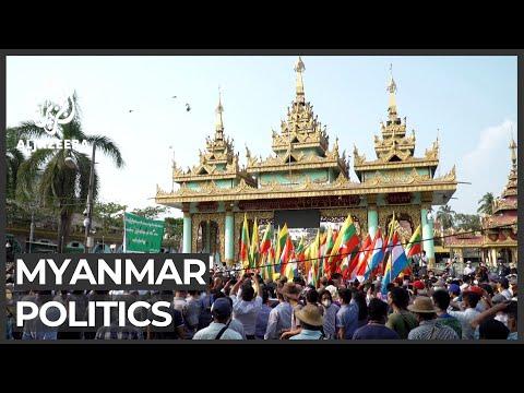 Myanmar in turmoil over disputed election