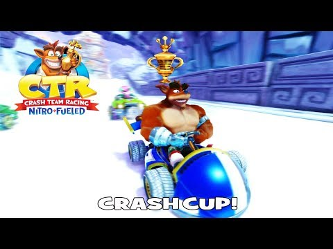 Crash Cup | CTR Nitro-Fueled (PS4)