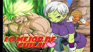 Lo Mejor de Chilai Dragon Ball Super Broly