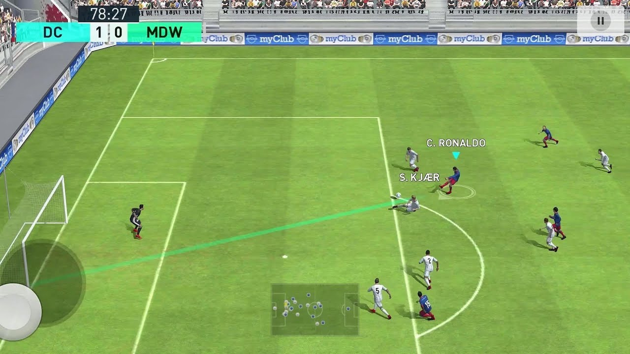 pes 2019 pro evolution soccer android free